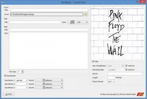 Enlarge WinMusik Screenshot