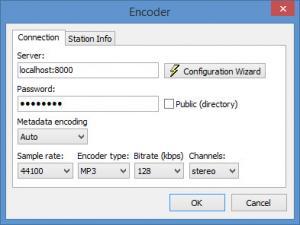 Enlarge RadioCaster Screenshot