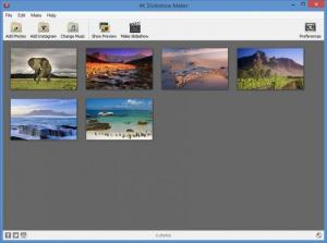Enlarge 4K Slideshow Maker Screenshot