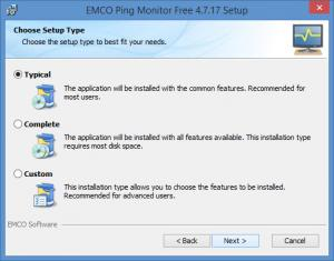 Enlarge EMCO Ping Monitor Screenshot