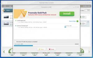 Enlarge Freemake Video Converter Screenshot