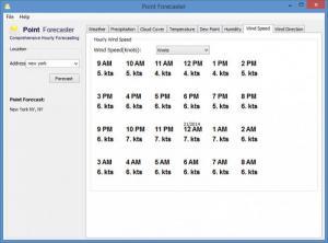 Enlarge Point Forecaster Screenshot