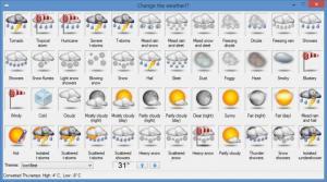 Enlarge sWeather Screenshot