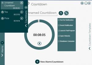 Enlarge AbAlarm Screenshot