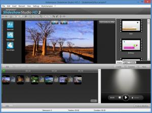 Enlarge Ashampoo Slideshow Studio Screenshot