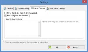 Enlarge DrivePurge Screenshot