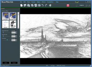 Enlarge Movavi Photo Suite Screenshot