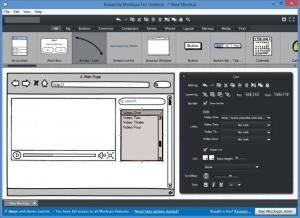 Enlarge Balsamiq Mockups Screenshot