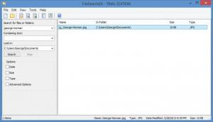 Enlarge FileSearchEX Screenshot