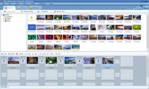 Enlarge Photo Slideshow Maker Screenshot