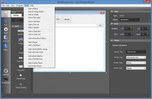 Enlarge Pika Software Builder Screenshot