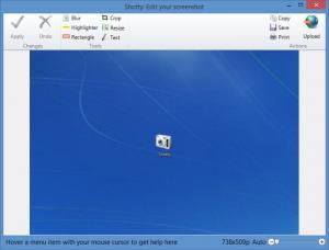 Enlarge Shotty Screenshot