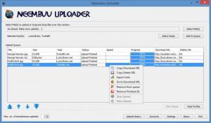 Enlarge Neembuu Uploader Screenshot