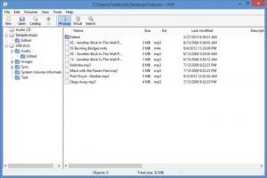 Enlarge VVV (Virtual Volumes View) Screenshot