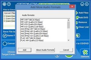 Enlarge Replay Converter Screenshot