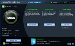 Enlarge EaseUS CleanGenius Screenshot