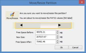 Enlarge Tenorshare Partition Manager Screenshot