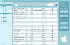 Enlarge iAny Manager Screenshot