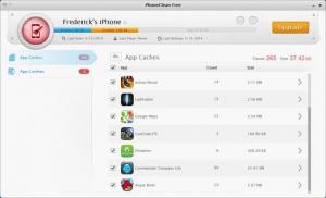 Enlarge PhoneClean Screenshot