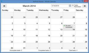 Enlarge NoProb Planner Screenshot