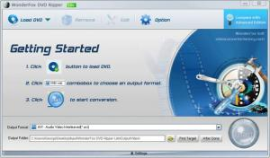 Enlarge WonderFox DVD Ripper Screenshot