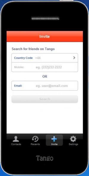 Enlarge Tango Screenshot
