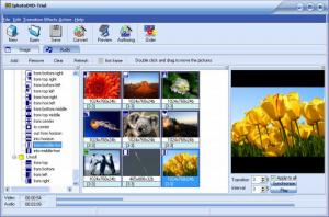 Enlarge IphotoDVD Screenshot