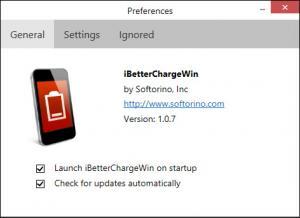 Enlarge iBetterCharge Screenshot