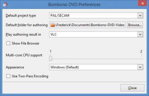 Enlarge Bombono DVD Screenshot