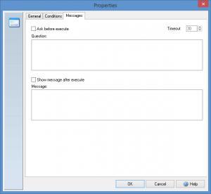 Enlarge Xecutor Screenshot