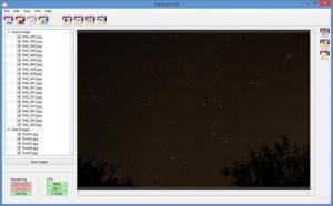 Enlarge StarStaX Screenshot