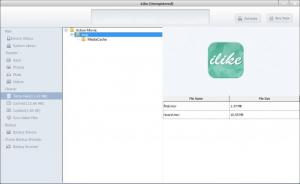 Enlarge iLike Screenshot