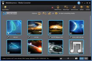 Enlarge MediaEspresso Screenshot