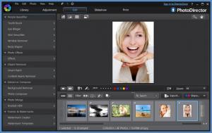 Enlarge Cyberlink Director Suite Screenshot