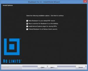 Enlarge Bluebeam Vu Screenshot