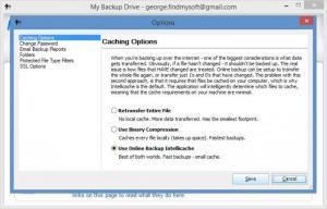 Enlarge My Backup Drive Screenshot
