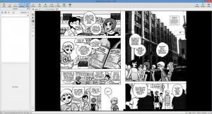 Enlarge Comic Seer Screenshot