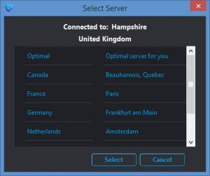 Enlarge VPN Unlimited Screenshot