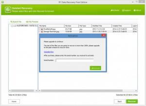 Enlarge 91 Data Recovery Screenshot