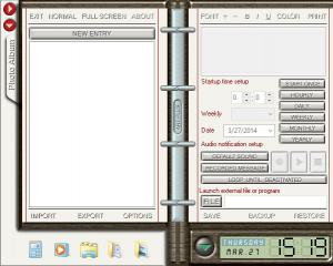 Enlarge ArtPlus EasyNoter Screenshot