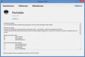 Enlarge Parkdale Screenshot