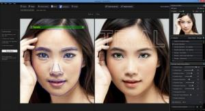 Enlarge PortraitPro Screenshot