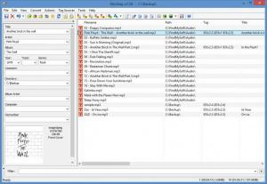 Enlarge MPTagThat Screenshot
