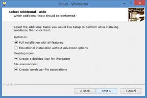 Enlarge Wordaizer Screenshot