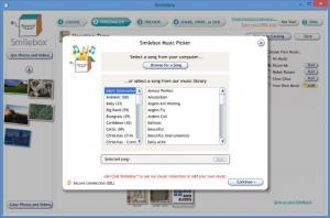 Enlarge Smilebox Screenshot