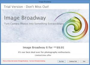 Enlarge Image Broadway Screenshot