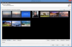 Enlarge FileStream pcPhotos Screenshot