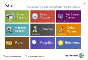 Enlarge Free Screenshot Capture Screenshot