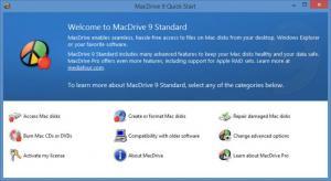 Enlarge MacDrive Screenshot