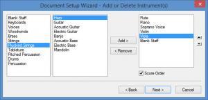 Enlarge Finale NotePad Screenshot